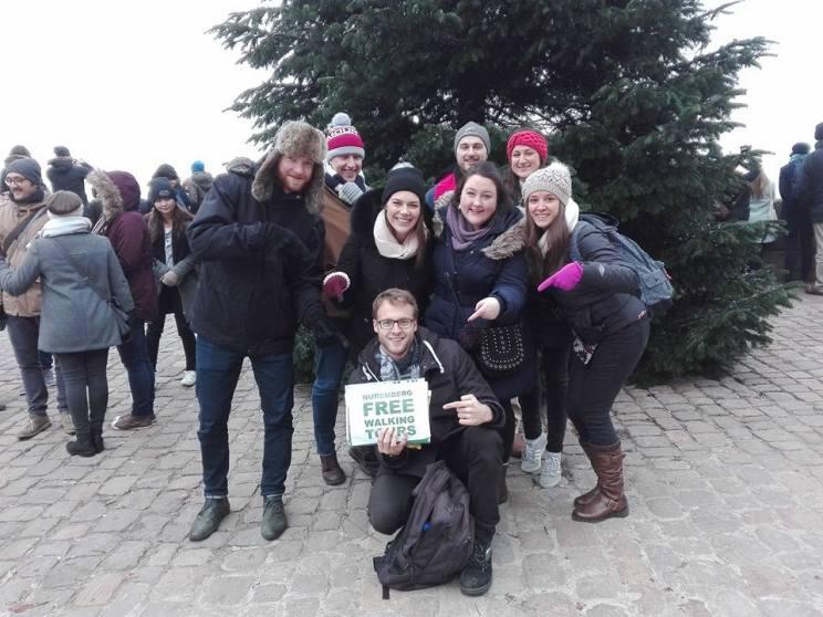 Free sightseeing tour Nuremberg