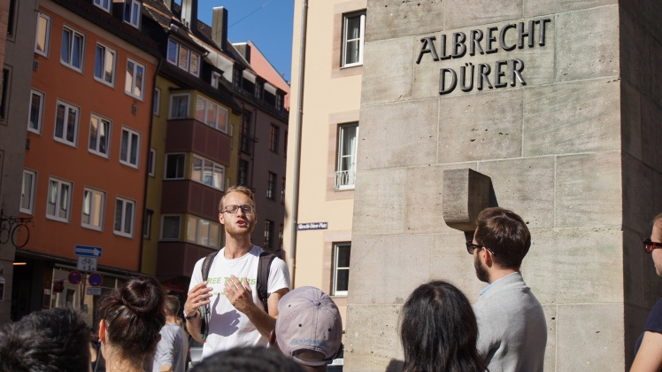 private walking tour Nuremberg