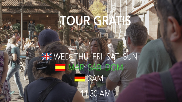 Free Walking Sightseeing Guided Tour Nuremberg