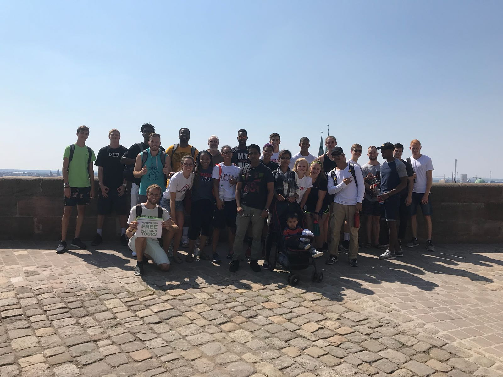 Private and guided walking tours in Nuremberg