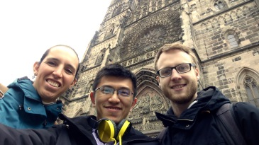 Free guided walking tours Nuremberg
