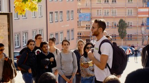 Free guided walking tour Nuremberg