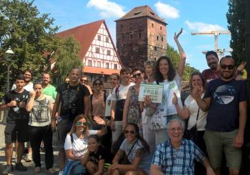 Free Sightseeing Walking Tour Nuremberg