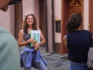Free guided walk Nuremberg sightseeing old-town